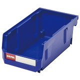 SHUTER Heavy Duty Storage Hang Bins [HB-220] - Blue - Box Perkakas